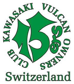 The 15ers Kawasaki Vulcan Owner Club Switzerland